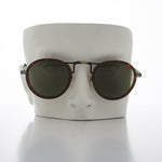 Load image into Gallery viewer, round gentlemen's aviator vintage sunglass