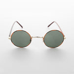 Load image into Gallery viewer, john lennon round vintage sunglass with glass lens