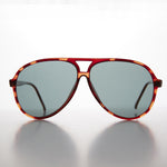 polarized vintage aviator sunglass made in japan