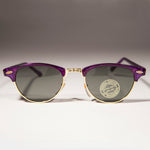 colorful horn rim vintage sunglass