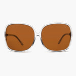 Load image into Gallery viewer, oversized women's retro sunglass with polarized lenses