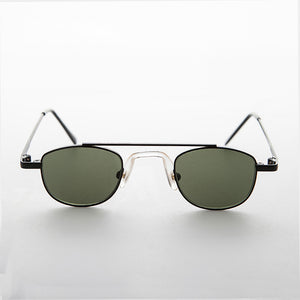 unique small aviator vintage sunglass
