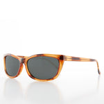 Load image into Gallery viewer, Rectangular Beatnik Deadstock Sunglass with Glass Lens