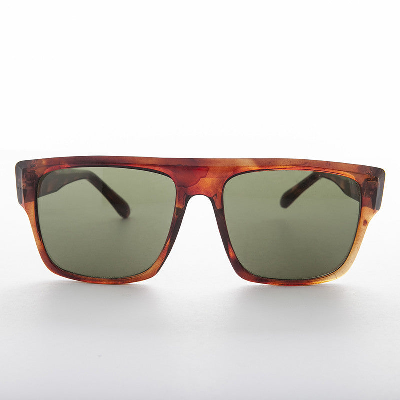 hip hop flat top vintage sunglass