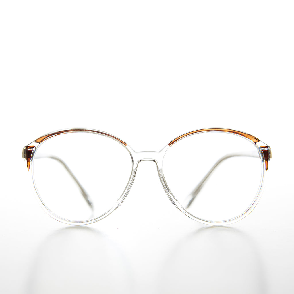 Women's Oversized Old Style Reading Glasses