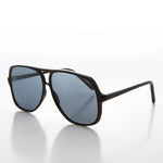 Load image into Gallery viewer, Square 1980s Real Glass Lens Polarized Aviator Sunglasses