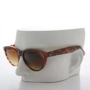 Classic Tortoiseshell Cat Eye Vintage Deadstock Sunglass - Kitty
