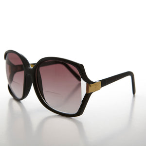 Women's Oversize Bifocal Reading Sunglass