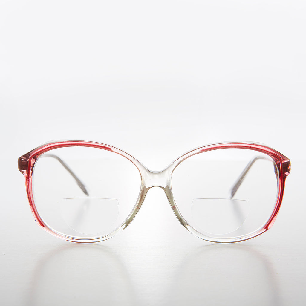 Women's Bifocal Reading Glasses with Color Accent