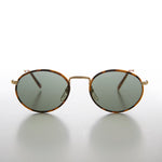 Load image into Gallery viewer, Simple Oval Vintage 90s Sunglass