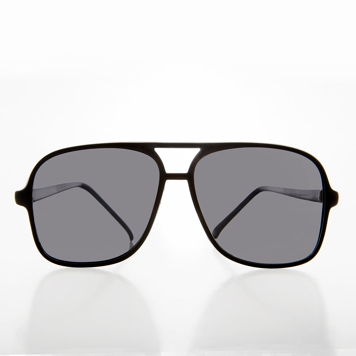 Square Aviator with Polarized Lens