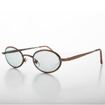 Load image into Gallery viewer, Transition Lens Rare Oval Vintage Sunglass