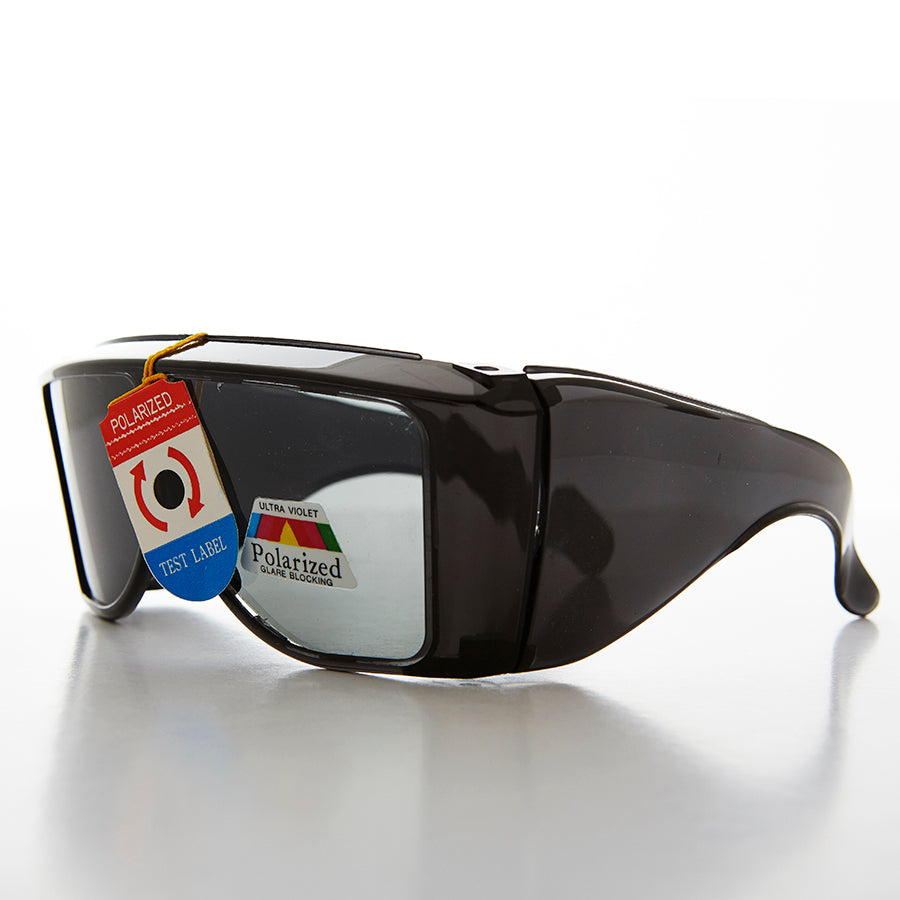 90s Polarized Wear Over Glasses Sunglass - Neo