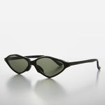 Load image into Gallery viewer, Pointy Diamond Futuristic Cat Eye Sunglass