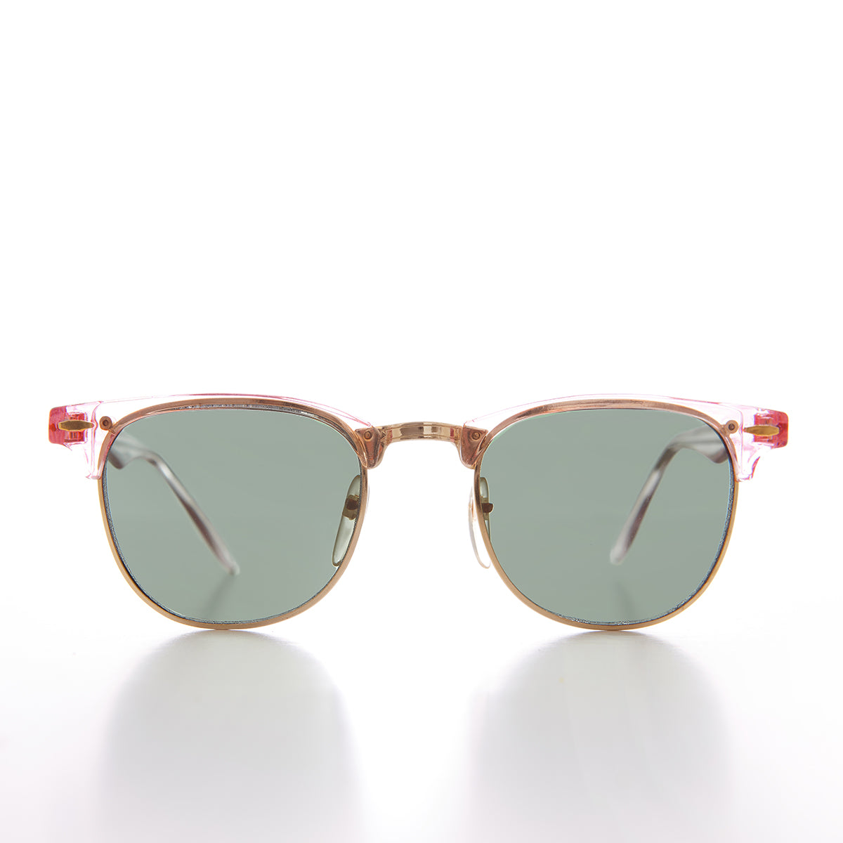 Classic Half Frame Vintage Deadstock Sunglass