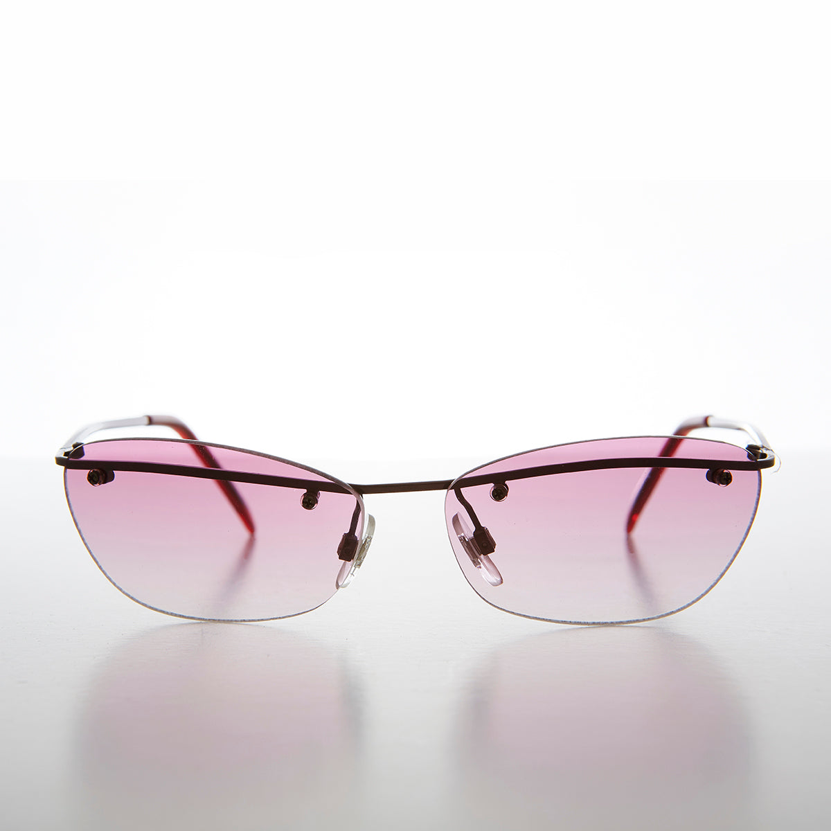 Unique 90s Colored Lens Vintage Sunglass