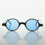 Load image into Gallery viewer, Small Round Spectacle Sunglass with Color Tinted Lens