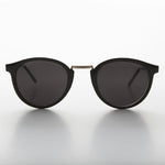 Load image into Gallery viewer, horn rim round classic vintage sunglass