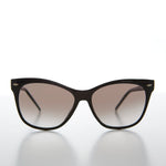 Load image into Gallery viewer, Gradient Lens Cat Eye Optical Quality Vintage Sunglass