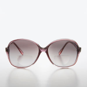 Women's Sun Bifocal Vintage Sunreaders with Gradient Lenses