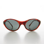 Load image into Gallery viewer, Bug Eye Goggle Wrap Vintage Sunglass