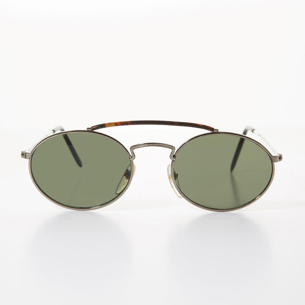 great gatsby retro 1920s vintage aviator with cross bar