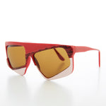 Load image into Gallery viewer, 80s Asymmetrical Crazy Vintage Sunglass