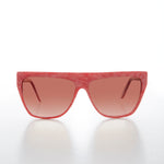 Load image into Gallery viewer, Colorful 80s Flat Top Sunglass