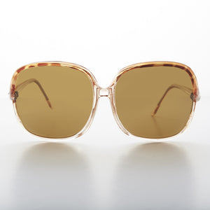 polarized oversized womens vintage sunglass