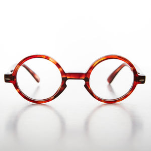 Round Harry Potter Clear Lens Optical Quality Glasses