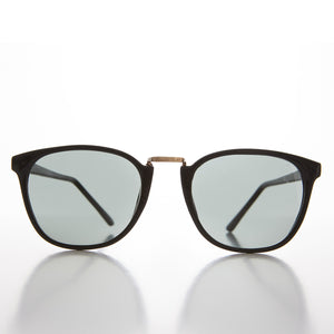 Hipster Square Classic Horn Rim Vintage Sunglass