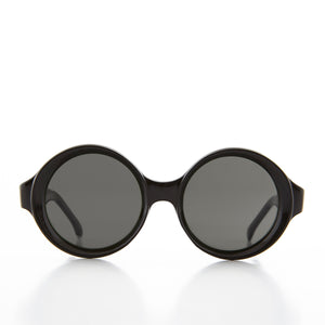 Big Round Mod Vintage Women's Sunglasses