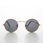 Load image into Gallery viewer, Round Wire Rim John Lennon Vintage Sunglasses - Vox 2