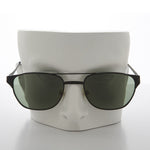 Load image into Gallery viewer, Mens Sport Fashion Square Black Metal Aviator Sunglass