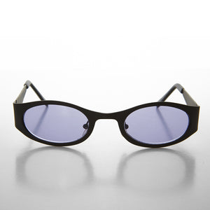 purple color lens sunglass