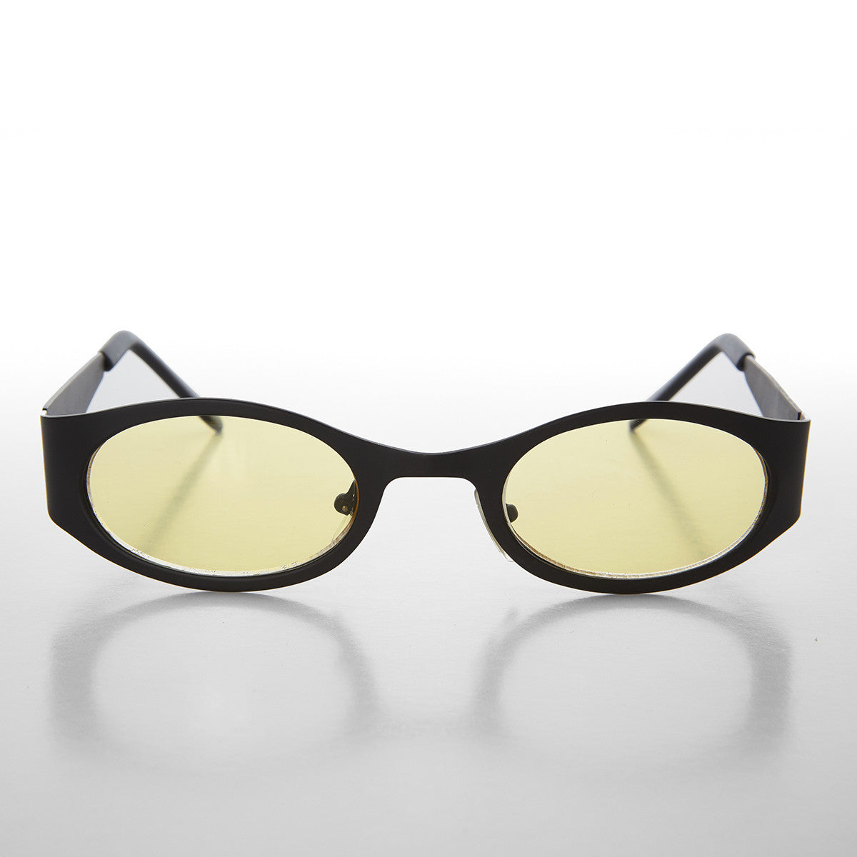 yellow color lens sunglass