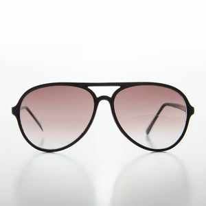 Simple Bifocal Aviator Sunglass