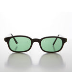 Load image into Gallery viewer, green colored lens sunglass