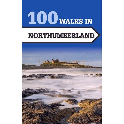 100 Walks in Northumberland-The Trails Shop
