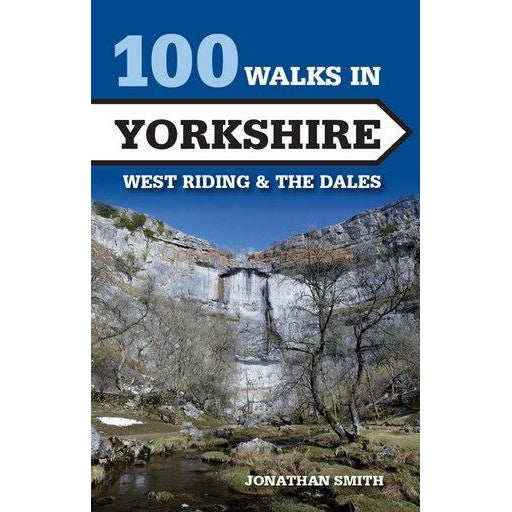 100 Walks in Yorkshire: West Riding & The Dales-The Trails Shop