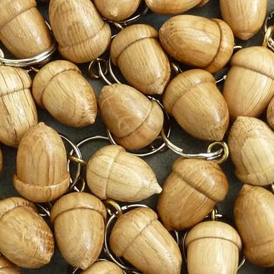 Acorn keyring-The Trails Shop