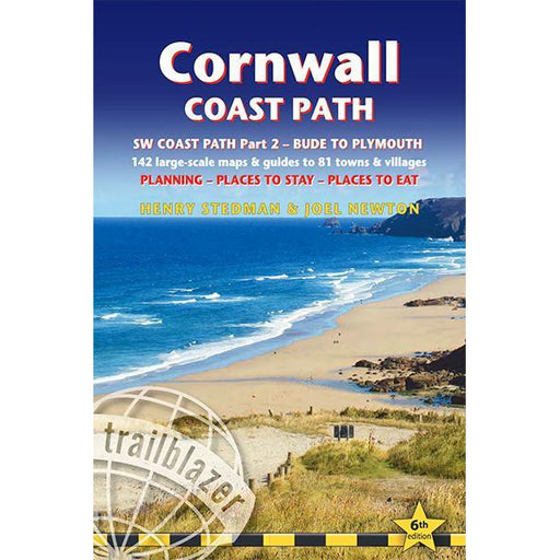 Cornwall Coast Path - Trailblazer-The Trails Shop