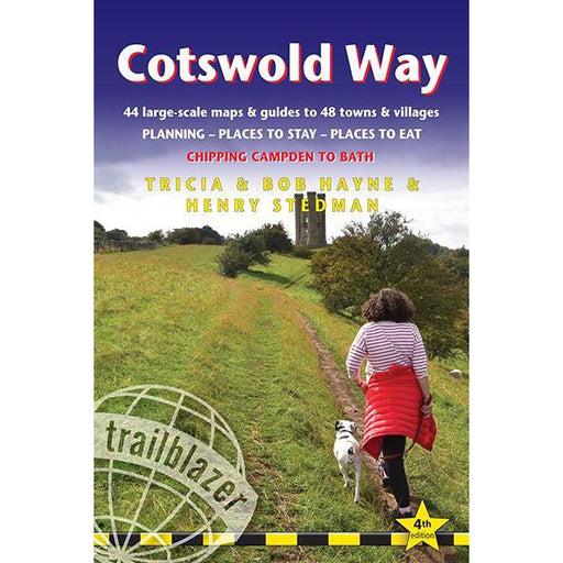 Cotswold Way: Chipping Campden to Bath - Trailblazer-The Trails Shop