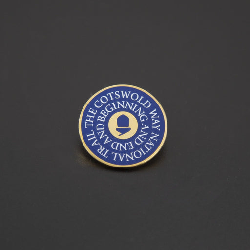 Cotswold Way enamel badge-The Trails Shop
