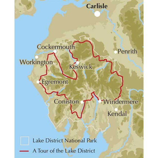Cycling in the Lake District-The Trails Shop