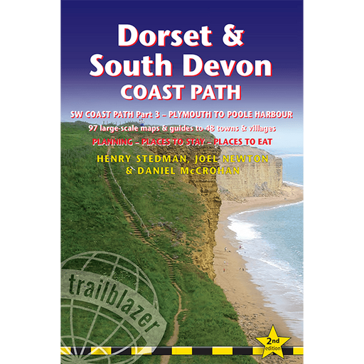 Dorset & South Devon Coast Path - Trailblazer-The Trails Shop