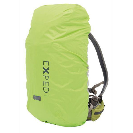 Exped Rucksack Rain Cover-Medium-Lime-The Trails Shop