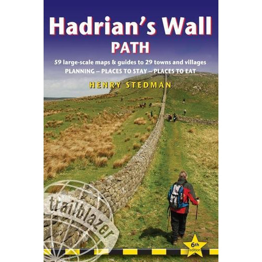 Hadrian's Wall Path: Wallsend to Bowness-on-Solway - Trailblazer-The Trails Shop