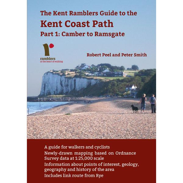 Kent Coast Path: Part 1: Camber to Ramsgate-The Trails Shop