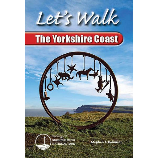 Let's Walk the Yorkshire Coast-The Trails Shop